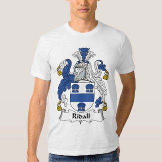 Ridall Family Crest Shirt