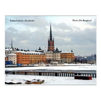 Riddarholmen, Estocolmo, foto O… Postales