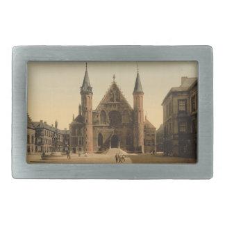 Ridderzaal (Knights' Hall), The Hague, Netherlands Belt Buckles