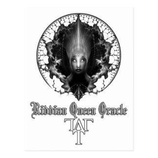 Riddian Queen Oracle GS Postcard