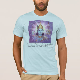 Ridding Yourself Of Material Desires, for Lord Kri T-Shirt