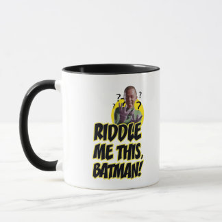 Riddle Me This Batman Mug