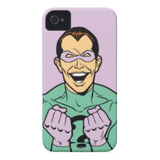 Riddler 2 Case-Mate iPhone 4 fundas