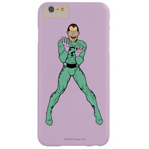 Riddler 2 barely there iPhone 6 plus case