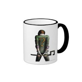 Riddler 2 ringer coffee mug