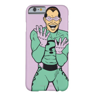 Riddler Barely There iPhone 6 Case