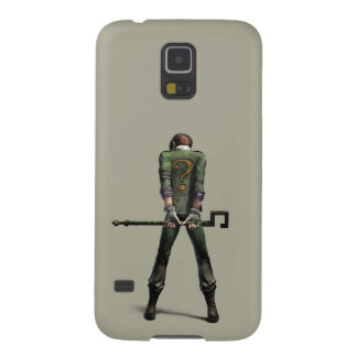 Riddler Color Galaxy S5 Case
