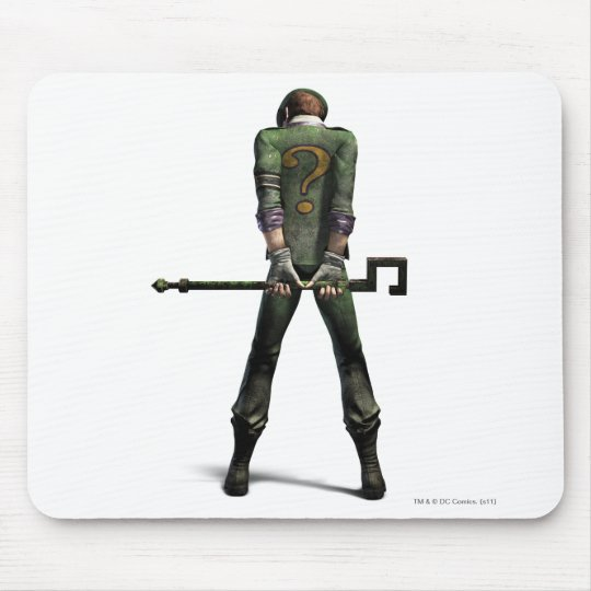 Riddler Color Mouse Pad