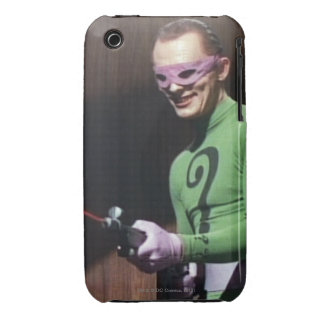 Riddler - Firing Weapon iPhone 3 Case-Mate Cases