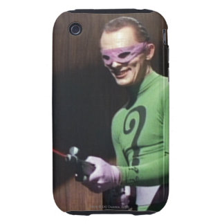 Riddler - Firing Weapon Tough iPhone 3 Cover