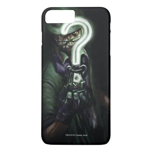 Riddler Illustration iPhone 8 Plus/7 Plus Case