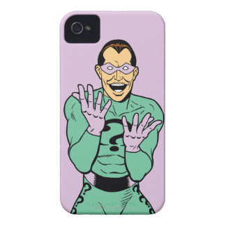 Riddler iPhone 4 Protector