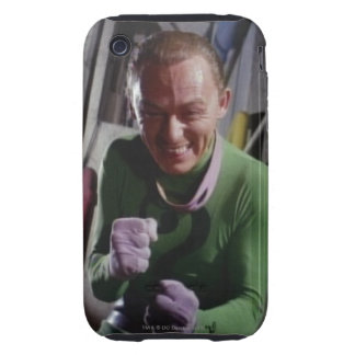 Riddler - Laughing 2 Tough iPhone 3 Cases