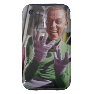 Riddler - Laughing 3 iPhone 3 Tough Cover