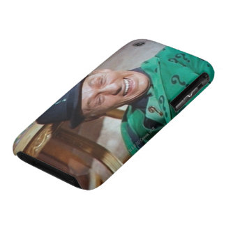 Riddler - Laughing iPhone 3 Case