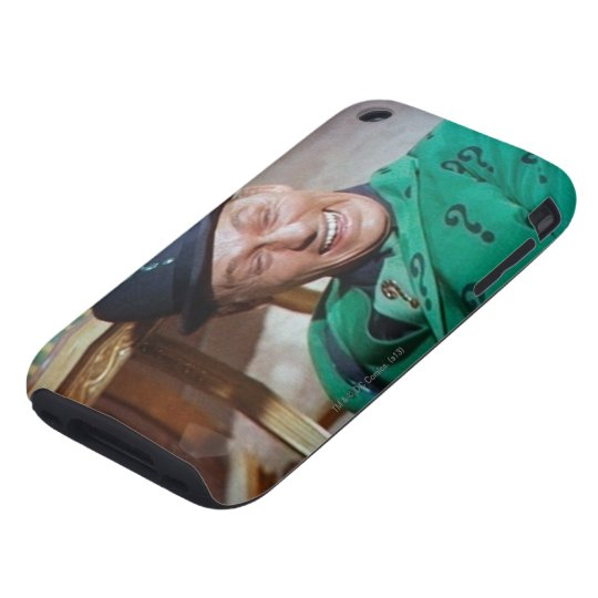 Riddler - Laughing Tough iPhone 3 Cover