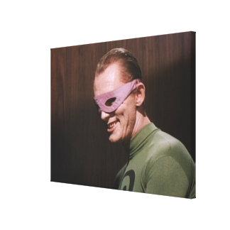 Riddler - Masked Canvas Print