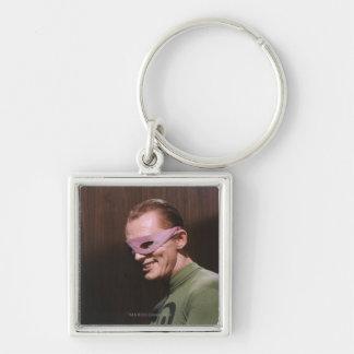 Riddler - Masked Keychain