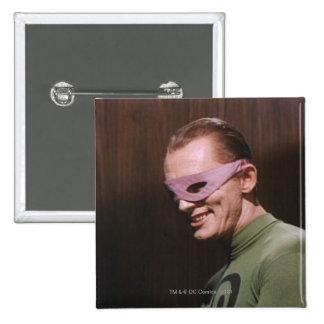 Riddler - Masked Pinback Button