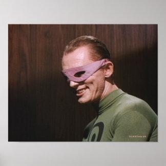 Riddler - Masked Poster