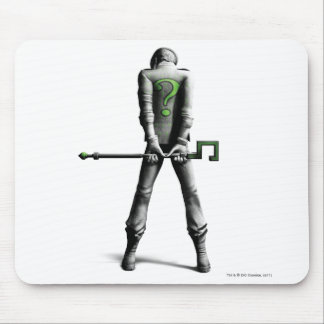 Riddler Mouse Pad