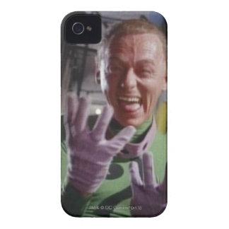 Riddler - risa de 3 iPhone 4 Case-Mate fundas