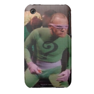 Riddler - Scowl iPhone 3 Cases