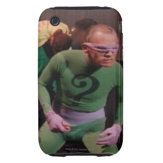 Riddler - Scowl Tough iPhone 3 Covers