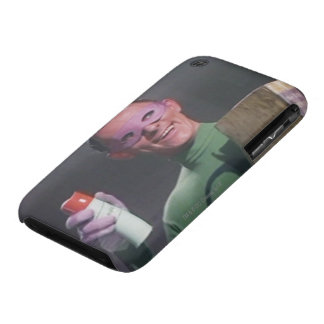 Riddler - Spray Can iPhone 3 Case