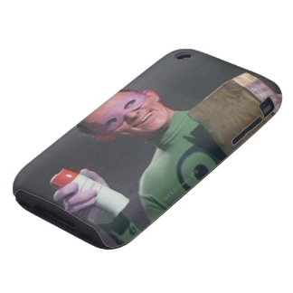 Riddler - Spray Can iPhone 3 Tough Cover
