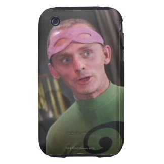 Riddler - Unmasked 2 Tough iPhone 3 Covers