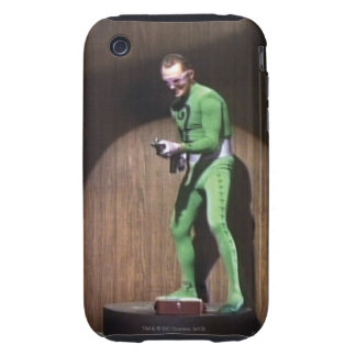 Riddler - With Weapon iPhone 3 Tough Cases