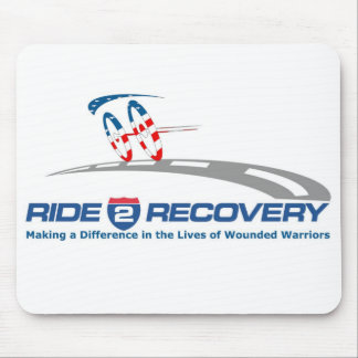 Ride2Recovery Mouse Pad