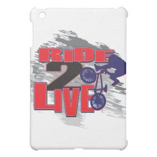 Ride 2 Live BMX Rider iPad Mini Case
