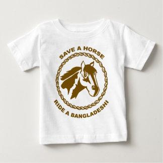 Ride A Bangladeshi Baby T-Shirt