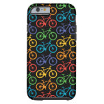 Ride a Bike Marin - black iPhone 6 case