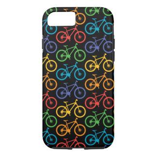 Ride a Bike Marin - black iPhone 7 case