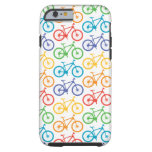 Ride a Bike Marin - white iPhone 6 case