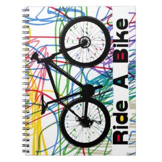 Ride a Bike notebook