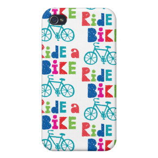 Ride a Bike - Sketchy iphone 4/4S iPhone 4/4S Cover