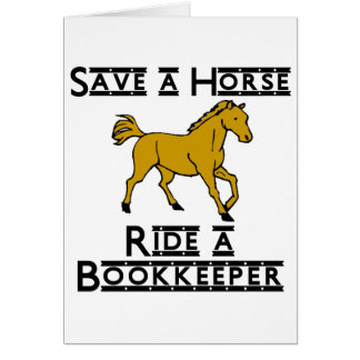 ride a bookkeeper card