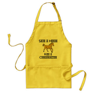 ride a chiropractor adult apron