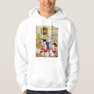 Ride-a-Cock-Horse Hoodie