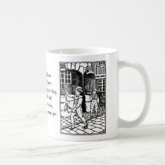 Ride a Cock-Horse Nursery Rhyme Coffee Mug