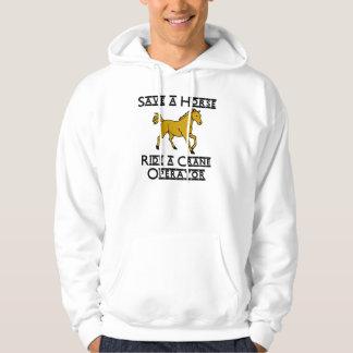 ride a crane operator hoodie