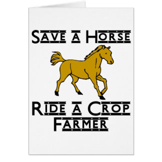 ride a crop farmer card