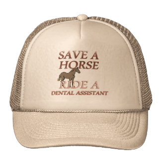 Ride a Dental Assistant Trucker Hat