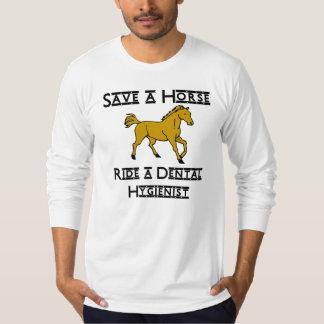 ride a dental hygienist T-Shirt