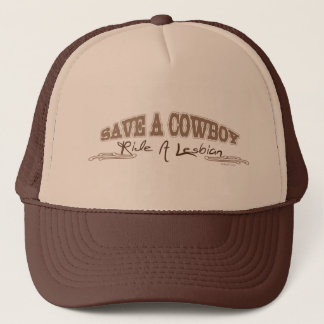 Ride A Lesbian Hat