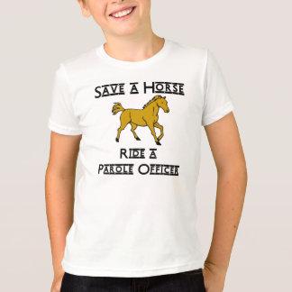 ride a parole officer T-Shirt